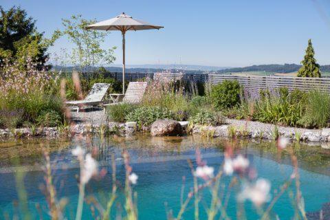 Gartengestaltung-mit-Schwimmteich-VIlla-7