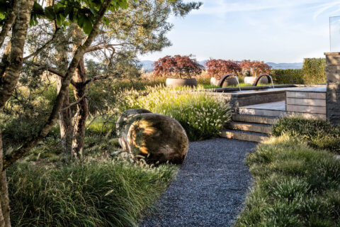 Mystische Gartengestaltung